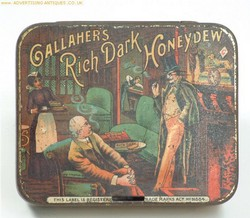 boite gallaher rich dark honeydew