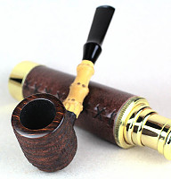une pipe James Gilliam - JSEC Pipes